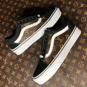 Inspired by Designer Vans